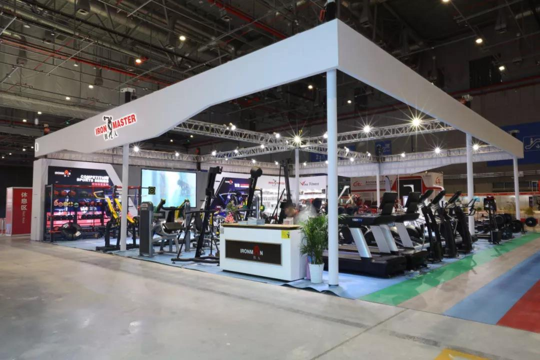 Both National Fitness and Competitive Sports-Ironman Sports Shines at the 2020 Sports Expo