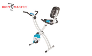 Home Gym Exercise Equipment Foldable Exercise Bike Magnetic  Bike