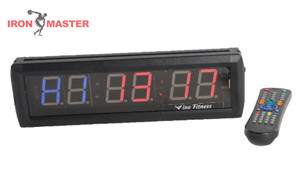 """Accessory Exercise Home 1.8""""LED Interval Timer Count GYM Timer"""