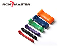 Accessory Exercise Home Emulsion Power Bands