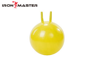 Accessory Exercise Home Skippy Ball With Handles For Children