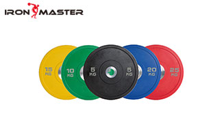 Sports Goods CPU Competition Bumper Plate