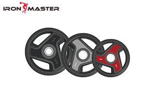 Sports Goods Competition Bumper Plate
