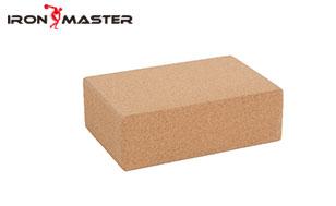 Accessory Exercise Home High-Density Non-Slip Cork Yoga Brick