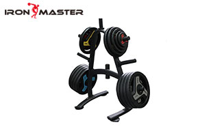 Sports Goods Cpu Barbell With Straight Handle