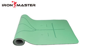 Accessory Exercise Home PU Yoga Mat