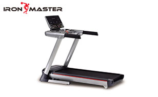 Gym Exercise Commercial Equipment  Motorized Treadmill