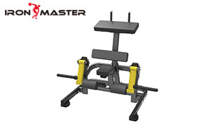 Gym Exercise Commercial Equipment Kneellng Leg Curl