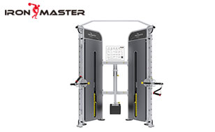 Gym Exercise Commercial Equipment Cable Crossover