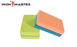 Accessory Exercise Home Colorful Yoga Brick