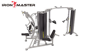 Gym Exercise Commercial Equipment 5-Station Multi Gym