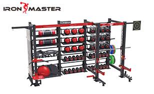 Home Gym Exercise Equipment Multi-Purpose Training Rack