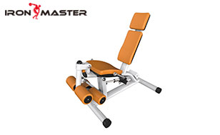 Home Gym Exercise Equipment Leg Curl / Extension