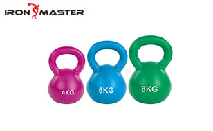 Accessory Exercise Home Cement Kettlebells