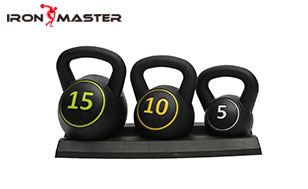 Accessory Exercise Home Cement Kettlebells Set