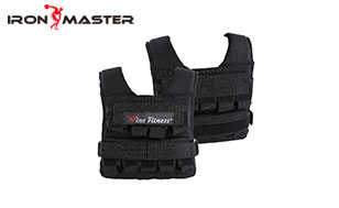 Accessory Exercise Home Adjustable Weighted Vest