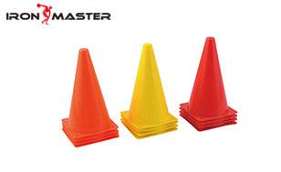 Équipement de sport à la maison d'exercice accessoire pour les cônes d'entraînement de forme physique