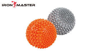 Accessory Exercise Home Spiky For Deep Tissue Back Massage Ball