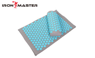 Accessory Exercise Home Back/Neck Pain Relief And Muscle Relaxation Acupressure Mat