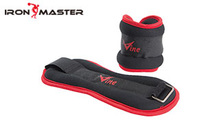 Accessory Exercise Home Adjustable Durable Soft Ankle/ Wrist Weight