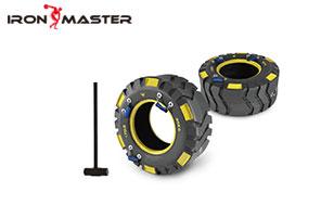 Accessoire Exercise Home Pro Training Tire Flip