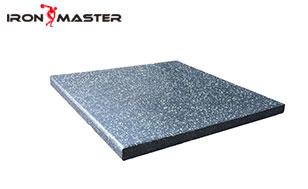 Accessory Exercise Home 500mmx500mmx(15/20/25/30mm)/1000mmx1000mmx(15/20/25/30mm)EPDM+SBR Rubber Granules Floor Tiles