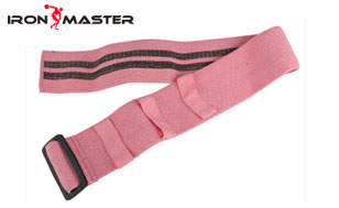Accessory Exercise Home Polyester, Latex Yarn Non-slip Hip Thruster Loop Band Adjustable Hip Band