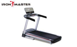 Home Exercise Equipment LED Motor Incline Running Treadmill