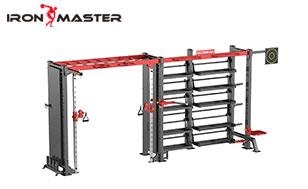 Gym Exercise Commercial Equipment Steel Multi Function Training Rack