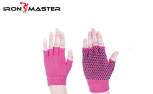 Joga rukavice besplatne veličine za pamučne elastične vlakna